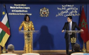 CAR Reiterates Support for Moroccanity of Sahara