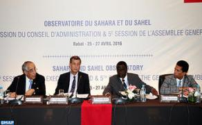 Morocco Elected Chair of Sahara-Sahel Observatory