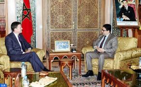 FM Receives New UNSG Special Representative and MINURSO Chief