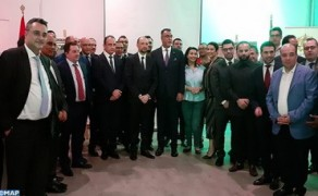 Minister Delegate for African Cooperation Meets in Abidjan with Moroccan Business Leaders