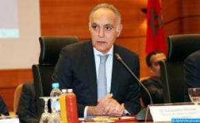M. Mezouar à Nouakchott pour représenter SM le Roi aux travaux de la 27ème session du Conseil de la Ligue arabe au niveau du sommet