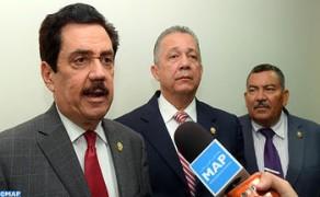 Parlacen a favor de la consolidación de las relaciones de cooperación con Marruecos