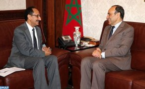 Yemeni Ambassador Praises Moroccan Position in Favor of His Country's Stability