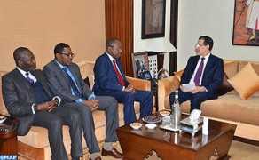 Head of Govt. Meets with Speaker of Beninese Parliament