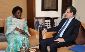 Marruecos está dispuesto a compartir sus experiencias en diferentes ámbitos con Uganda