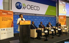 الوزيرةالمكلفة بالبيئة تؤكد بباريس على أهمية الدعم المتوقع من منظمة التعاون والتنمية الاقتصادية من أجل إنجاح مؤتمر (كوب 22 )