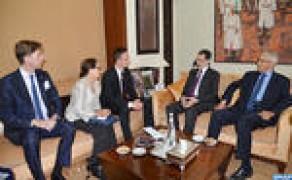 La consolidación de la cooperación entre Rabat y Budapest en el centro de un encuentro de El Othmani con el ministro húngaro de AA.EE.