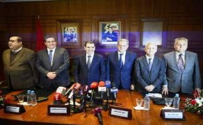 Government Coalition Signs Charter for Joint Action