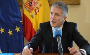 Morocco, 'Strategic Partner' for Spain - Spanish Interior Minister