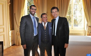Jack Lang Pays Tribute to HM the King's Commitment to Protecting Global Heritage