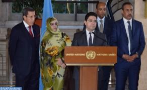 """Una delegación marroquí viaja a Ginebra para participar en una segunda """"mesa redonda"""" organizada por el enviado personal del SG de la ONU para el Sáhara marroquí"""