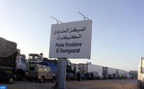 Sahara Issue : France Lauds 'Positive actions', Calls for 'Complete Withdrawal' from Guergarat