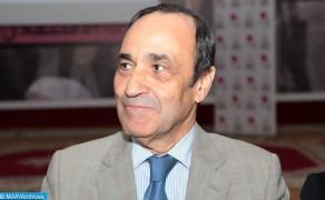 Habib El Malki representa a SM el Rey en la ceremonia de investidura del presidente Erdogan