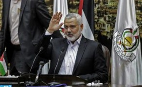 Ismaïl Haniyeh Lauds Morocco's Initiative to Send Emergency Humanitarian Aid to Palestinians