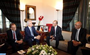 The visit of Bundesrat President to Morocco
