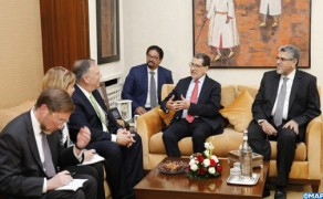 The Official Visit of US Secretary of State to Morocco