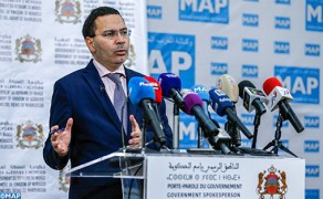 """El Khalfi niega la existencia de un """"estancamiento"""" en las consultas sobre los puestos ministeriales vacantes"""