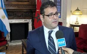 Marruecos y Argentina mantienen excelentes relaciones, basadas en el diálogo y la comprensión