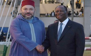 The Official Visit of HM the King's Visit to Côte d'Ivoire