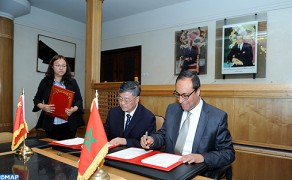 Morocco, China Strengthen Cooperation in Water Resources