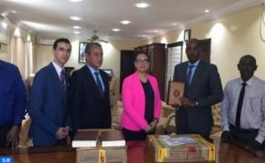 Djibouti: Morocco Donates Batch of Holy Quran and Books on Islamic Culture to Oum Salama Mosque's Library