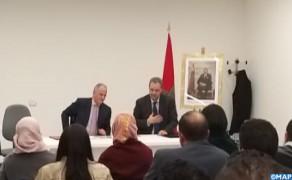 "Marruecos, un ""socio indispensable"" para Italia"