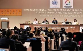 Abierta en Marrakech la Conferencia Intergubernamental encargada de aprobar el Pacto Mundial para la Migración