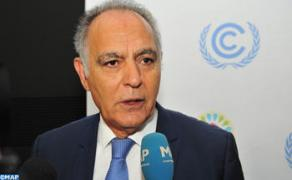 Morocco is Committed to Implementing Proactive Vision to Limit Climate Change Effects