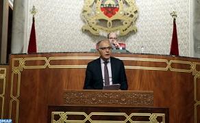 مجلس المستشارين يصادق بالإجماع على مشروع قانون يوافق بموجبه على القانون التأسيسي للاتحاد الإفريقي