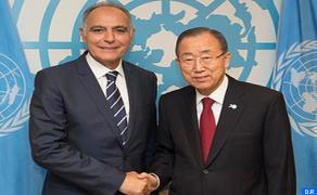 المغرب يشارك بلندن في مؤتمر المانحين لسوريا