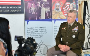 Morocco/US Partnership: Five Questions for Major General Michael J. Turley of the Utah National Guar