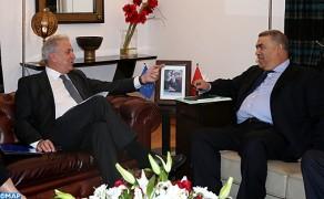 """Marruecos, un país """"estable"""" capaz de contribuir al fortalecimiento de la seguridad y a una gestión """"eficiente"""" de la migración"""