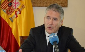 """Coordination with Morocco is """"at Its Best"""" (Spanish Interior Minister)"""
