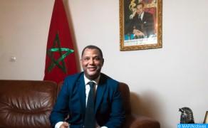 El ministro maliense de Exteriores recibe al embajador de Marruecos y decano del cuerpo diplomático