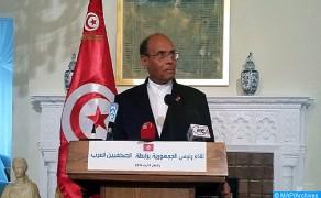 Ex presidente de Túnez: Algunas fuerzas están decididas a frustrar cualquier arreglo en el Sáhara ma