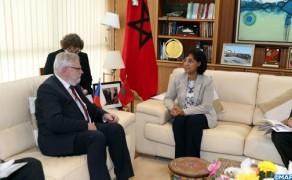 """La iniciativa marroquí de autonomía representa una solución """"duradera"""" al conflicto del Sáhara"""