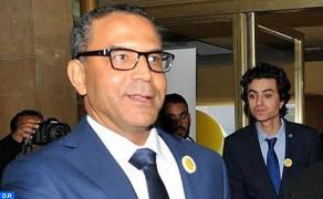 انتخاب المغرب بالإجماع رئيسا للمنظمة الدولية للوقاية الطرقية