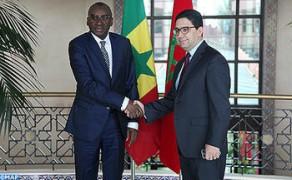 Marruecos y Senegal desean coordinar mejor sus posiciones, en particular en el tema de la migración