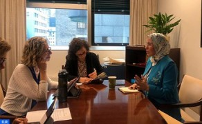 Morocco, UNEP Discuss Means to Promote Cooperation on Sustainable Development