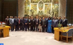 El CS de la ONU y el Consejo de Paz y Seguridad de la UA celebran en Nueva York su 12 reunión consultiva, con la participación de Marruecos
