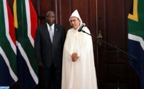 Marruecos y Sudáfrica oficializan la normalización de sus relaciones