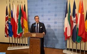 El embajador Hilale desvela las violaciones de derechos humanos en los campamentos de Tinduf