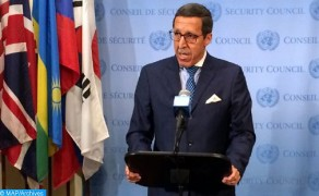 Embajador Hilale: la IV Comisión debe desprenderse de la cuestión del Sáhara marroquí