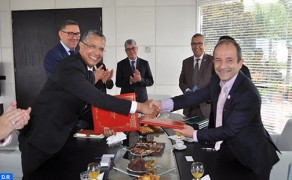 AFD, ONEE Ink Two Agreements Worth € 51mln to Improve Access to Drinking Water North