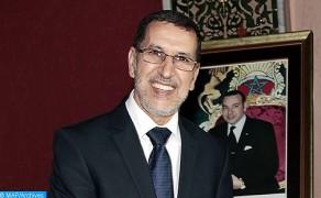 La promoción de la asociación sino-marroquí centra conversaciones entre El Othmani y el presidente del departamento del frente unido del Comité del PCC