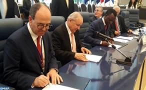 Una carta de intención fue firmada, el viernes en Panamá, para crear un Foro Parlamentario Afro-Latinoamericano con la ambición de consolidar más la asociación Sur-Sur.