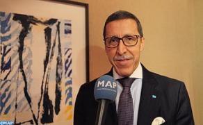 Morocco Reiterates Commitment to Working with UN in Peacekeeping Operations