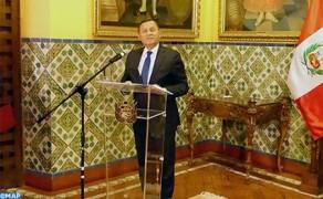 Las excelentes relaciones entre Perú y Marruecos convierten a ambos países en un vínculo entre Latinoamérica y África