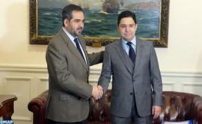El Senado chileno aplaude el liderazgo de SM el Rey Mohammed VI en el mundo árabe-musulmán y en África