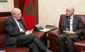 Le ministre portugais des Affaires étrangères en visite de travail au Maroc